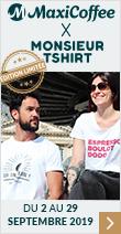 Découvrez une collection éphémère pour tous les amoureux du caf&eacu