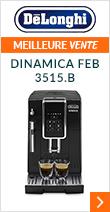 Delonghi Dinamica FEB 35.15.B, le choix de l'expert