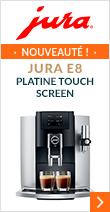 JURA E8 Platine Touch Screen