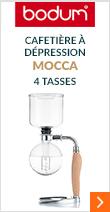 Cafetière à dépression Mocca - 4 tasses - Bodum