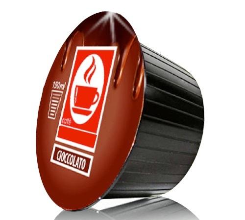Caffè Bonini Cioccolato Hot Chocolate Pods For Dolce Gusto X 10