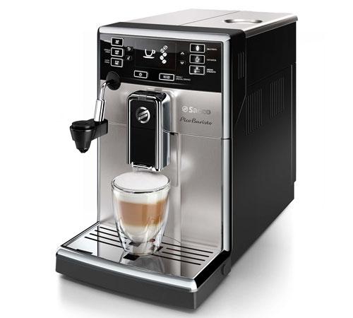machine café avec broyeur à grain Saeco PicoBaristo Inox One Touch HD8924//01