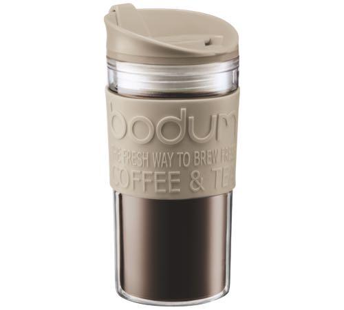 Color 35cl Travel Bodum Beige Mug 34R5AcjqL