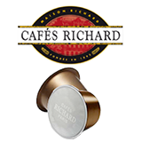 Capsules Premium Cafés Richard