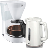 Cleaning Products for Filter Coffee Makers & Kettles