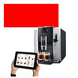 Machines à café Jura
