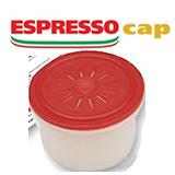 Espresso cap capsules