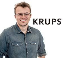 Krups cleaning products