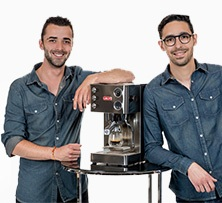 machine a cafe a levier