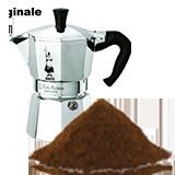 Moka Pot Coffee Grind