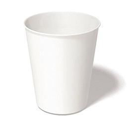 100 Gobelets café blanc 12cl - Selection Maxicoffee