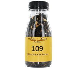 Bouteille Thé noir 109 fleurs de jasmin - 55g - Alister & Lloyd