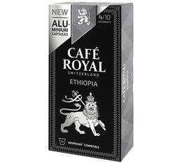 Café Royal 'Ethiopia' aluminium capsules for Nespresso x 10