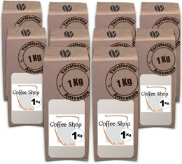 Coffee Shop Blend coffee beans - 10kg