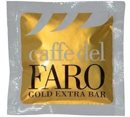 ESE pods - Gold Extra Bar - x150 - Caffè del Faro