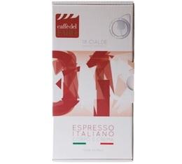 18 dosettes ESE Espresso Italiano - Caffè del Faro