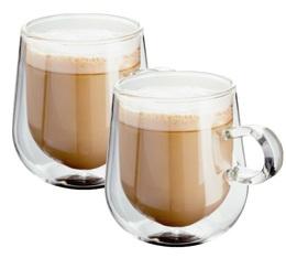 2 Verres double paroi latte 27.5 cl - Judge