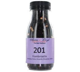 Bouteille Thé noir parfumé 201 Framboiseille - 55g - Alister & Lloyd