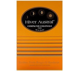 Rooibos Hiver Austral - 25 sachets Berlingo® - Compagnie Coloniale
