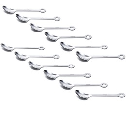 Lavazza cappuccino spoons x 12
