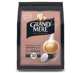 Grand'Mère Classique coffee pods for Senseo x 32