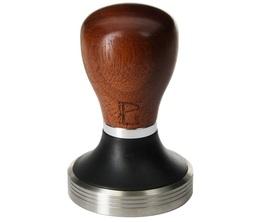 Pullman Jarrah Tamper with 58.3mm base - Timber wood handle