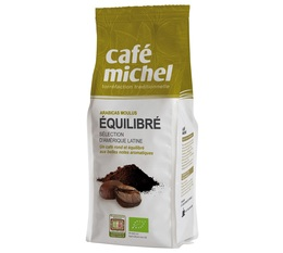 Organic Balanced Blend ground coffee - 250gr - Café Michel