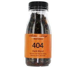 Bouteille Thé blend parfumé 404 Dark blend - 50g -  Alister & Lloyd