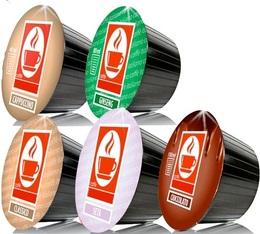Pack découverte - 50 capsules Nescafe® Dolce Gusto® compatibles
