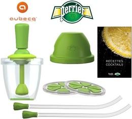 Mortarjito (500244): mojito kit - Perrier et Aubecq