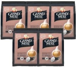 Grand'Mère Classique coffee pods for Senseo x 160