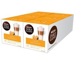 Nescafe Dolce Gusto Latte Macchiato pods x 48 drinks