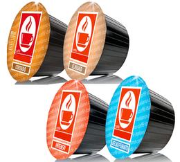 Pack découverte - 80 capsules Nescafe® Dolce Gusto® compatibles