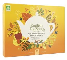Coffret découverte super goodness - 48 sachets - English Tea Shop