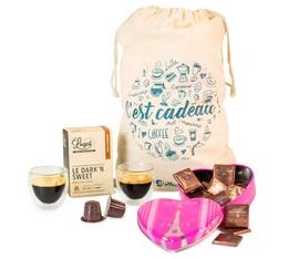 Pack cadeau Saint-Valentin Love & Caps