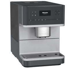 Miele CM 6110 Grise OneTouch For Two MaxiPack