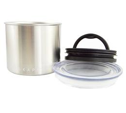 Boîte conservatrice inox avec vide d'air 250g - Argent - Airscape