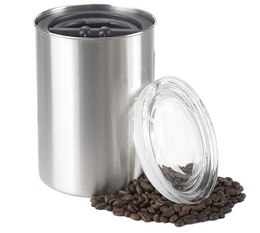 Airscape - Storage container in stainless steel - 500G
