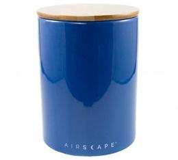 Boîte conservatrice céramique avec vide d'air 500g - Bleu - Airscape