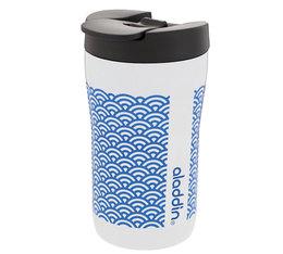 Mug isotherme 25 cl Latte Décor marin - ALADDIN