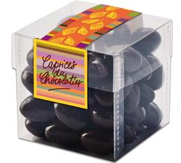 Amandes chocolat noir 150g - Schaal Chocolatier