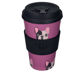 QuyCup 'Apple' eco-friendly reusable cup - 400ml