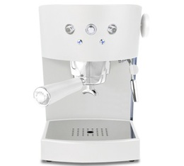 Machine expresso Basic Plus Blanche - Ascaso
