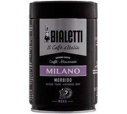 Bialetti Milano ground coffee for Moka pots - 250g