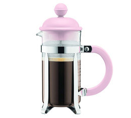 Bodum Caffettiera French Press in strawberry pink - 350ml