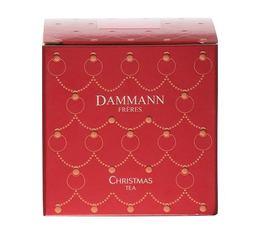 Thé noir de Noël Christmas Tea - 25 sachets Cristal - Dammann Frères