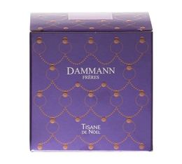 Tisane de Noel - 25 sachets cristal  - Dammann Frères