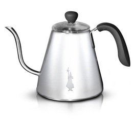 1 litre stainless steel induction kettle - Bialetti