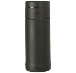Mug isotherme à thé MOBILITY SLIM noir 42 cl - Emsa