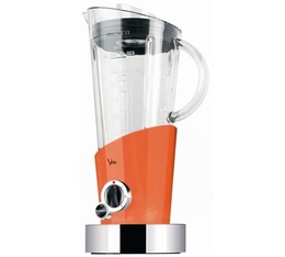 Blender Vela orange + offre cadeaux - Bugatti